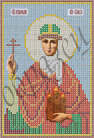 Схема для вышивания бисером икона Св. Равноап. Княгиня Ольга КМИ 5143