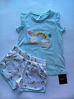 Детская летняя пижама Tezenis, Италия