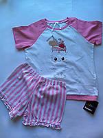 Летняя детская пижама Tezenis, Италия