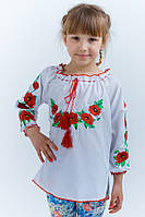 Блуза вышиванка для девочки