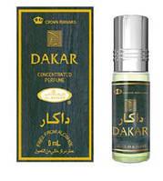 Арабские масляные духи Al Rehab - Dakar (6 мл)