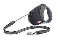Поводок-рулетка для собак Trixie Flexi M Comfort Basic 2 - 5 м, до 20 кг, шнур