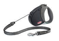 Поводок-рулетка для собак Trixie Flexi L Comfort Basic 3 - 5 м, до 50 кг, шнур