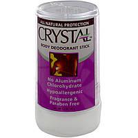 Дезодорант в стике, Crystal Body Deodorant, 40 г