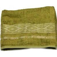 Полотенце ARYA Kayra бамбук 70x140 см. 1150579 зеленый