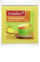 Губчатые салфетки для уборки дома DM Profissimo Schwammtucher