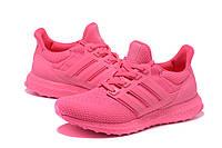 Кроссовки женские Adidas Ultra Boost Pink