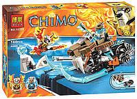 """Конструктор Bela Chima """"Саблецикл Стрейнора"""" 10350, 160 дет (аналог Лего 70220)"""