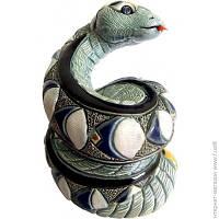 Декоративная Статуэтка De Rosa Rinconada Families Zodiac. Змея, белый (Dr156w-f-95)