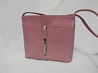 Кожаная маленькая сумочка итальянского производителя