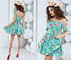 Женское платье коттон в 5 расцветках