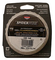 Леска Fluorocarbon 100м 100% Флюрокарбон Spiderwire Ultracast (0,28\0,33\0,38)
