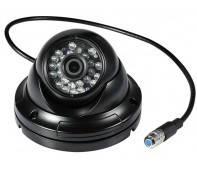 Автомобильная купольная камера  с ИК HDCAM8018