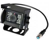 Автомобильная уличная камера HDCAM8028 с ИК подсветкой