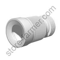 Удлинитель гибкий для унитаза К828, диаметр 110 мм