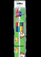 Карандаши цветные  MARCO  12 цветов Grip-Rite  двухсторонние треугольные