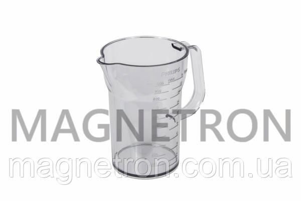 Мерный стакан 1000ml для блендера Philips 420303596531, фото 2