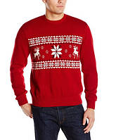 Мужской свитер Dockers - Red (XL)
