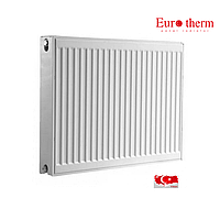 Стальные радиаторы EUROTHERM тип 11 500*400