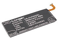 Аккумулятор для HUAWEI Ascend P6 2000 mAh