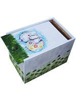 Коробка для игрушек Лучшие друзья