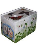Коробка для игрушек Лето