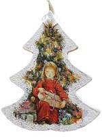Елочная игрушка Подарки под елкой