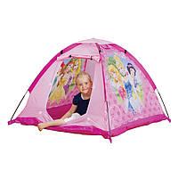 Детская палатка тент большая Принцессы лицензия JN73104