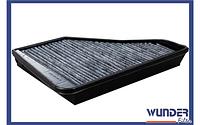 Фильтр салона (угольный) MERCEDES S-CLASS (W140) 02/1991-09/1998, WUNDER (Турция) QC1230CWU