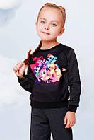 Спортивная детская кофта Little Pony
