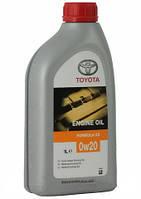 Синтетическое моторное масло Toyota SAE 0W-20  08880-83264