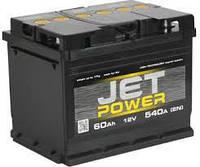 Автомобильный аккумулятор JET POWER 6СТ-60