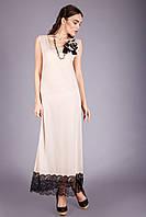 Шикарное женское платье в пол, фото 1