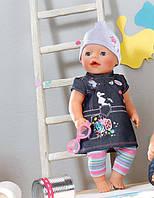 Комплект одежды Baby Born - Джинсовый