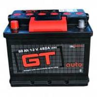 Автомобильный аккумулятор GTA 6СТ-60