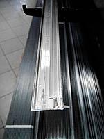 Фланцевый профиль P30, шинорейка нержавеющая сталь (производство Германия), фото 1