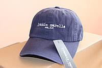 Мужская кепка Франки Морелло синяя