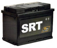 Автомобильный аккумулятор SRT 6СТ-75