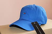 Мужская бейсболка Томми Хилфигер Синяя