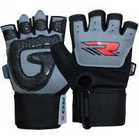 Распродажа перчатки для тренажерного зала RDX Double S