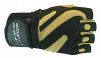 Кожаные перчатки для тренировок PowerPlay 1064-F