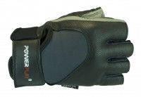 Кожаные перчатки для тренировок PowerPlay 1556 мужские