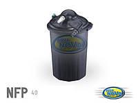 Фильтр для пруда напорный с УФ-лампой AquaNova NPF-40