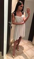 Нежное платье для выпускного бала