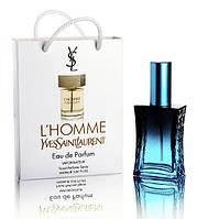 Yves Saint Laurent L`Homme (Ив Сент Лоран Эль Хом) в подарочной упаковке 50 мл