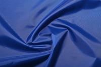 Синяя плащевка Оксфорд плотность 110 г/м2,василек тентовая палаточная ткань