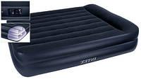 Надувная флокированная кровать Intex 66720 Queen