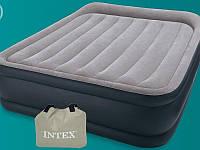 Двухспальная флокированная кровать Intex 67736