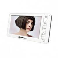 Цветной видеодомофон Tantos Amelie (White)