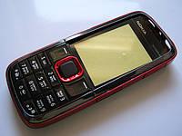Корпус Nokia 5130 красный с клавиатурой class AAA